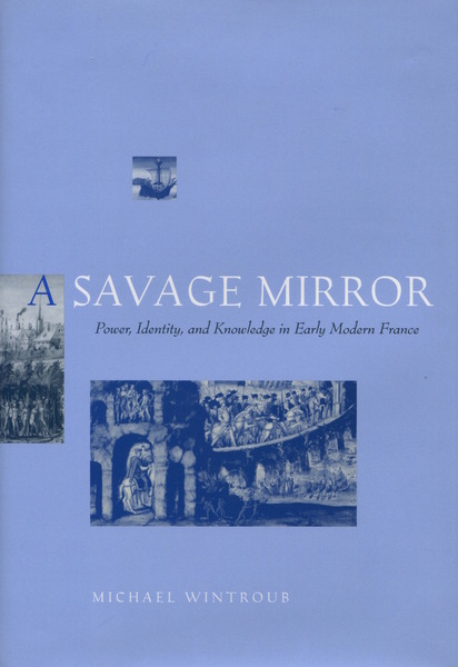 Cover of A Savage Mirror by Michael Wintroub