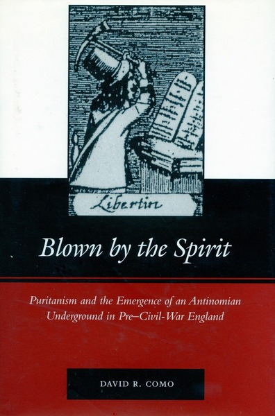 Cover of Blown by the Spirit by David R. Como
