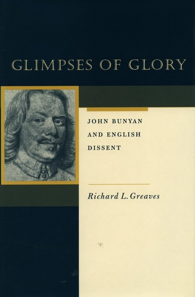 Cover of Glimpses of Glory by Richard L. Greaves