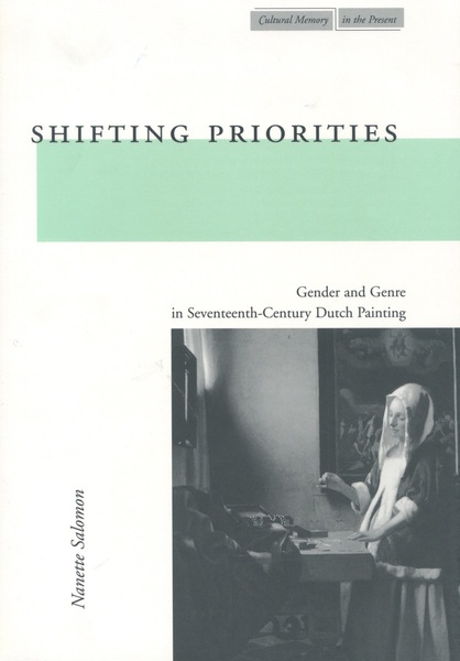 Cover of Shifting Priorities by Nanette Salomon