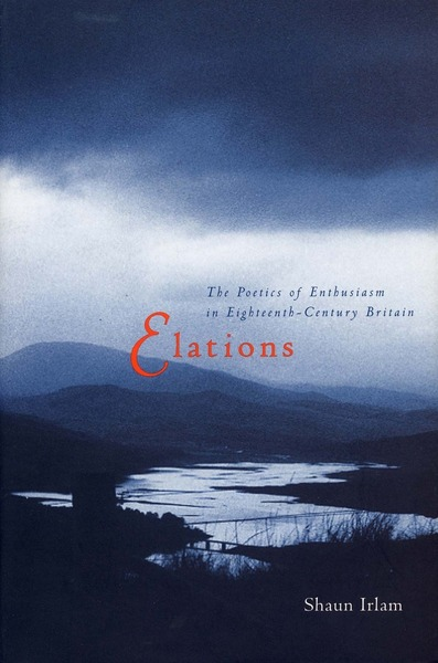 Cover of Elations by Shaun Irlam