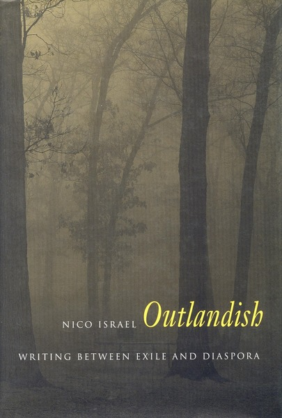 Cover of Outlandish by Nico Israel