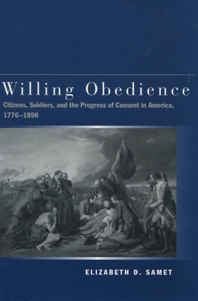 Cover of Willing Obedience by Elizabeth D. Samet