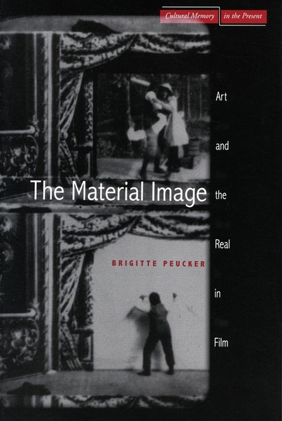 Cover of The Material Image by Brigitte Peucker