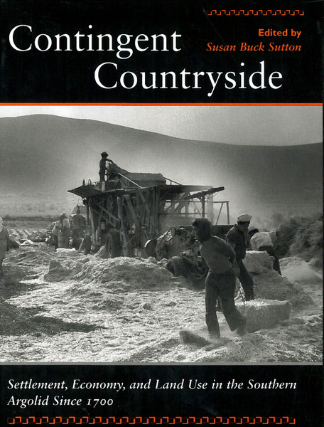 Cover of Contingent Countryside by Edited by Susan Buck Sutton