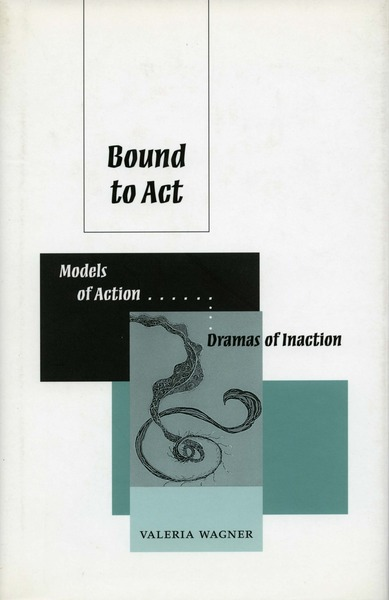 Cover of Bound to Act by Valeria Wagner