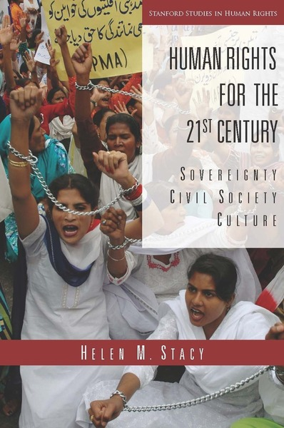 Cover of Human Rights for the 21st Century by Helen M. Stacy