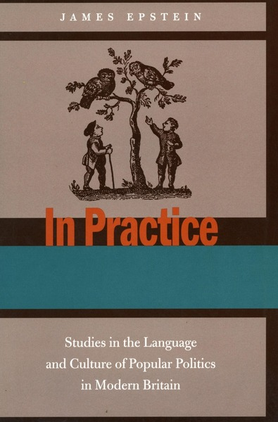 Cover of In Practice by James Epstein