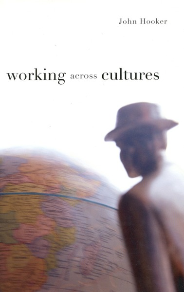 Cover of Working Across Cultures by John Hooker
