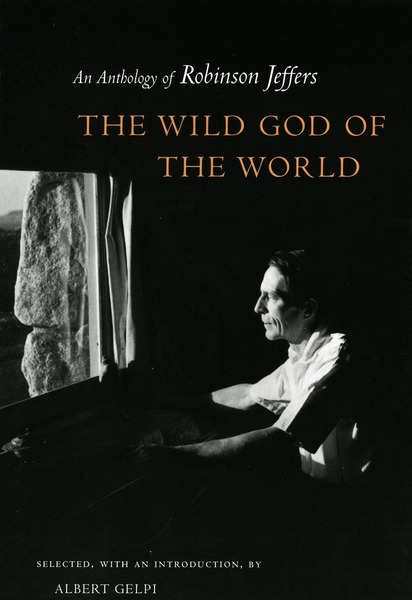 Cover of The Wild God of the World by Edited, with an Introduction, by Albert Gelpi