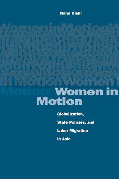 Cover of Women in Motion by Nana Oishi