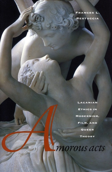Cover of Amorous Acts by Frances L. Restuccia