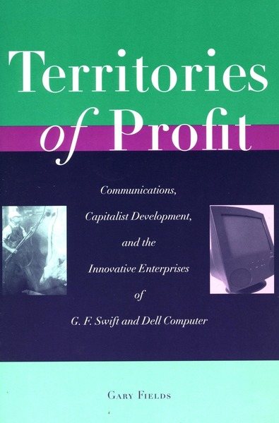 Cover of Territories of Profit by Gary Fields