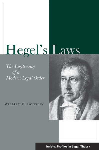 Cover of Hegel