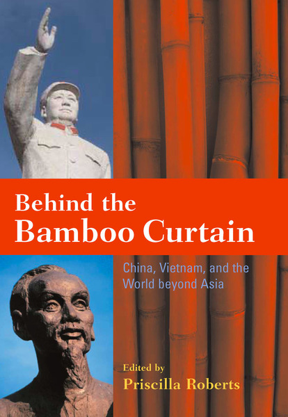 Cover of Behind the Bamboo Curtain by Edited by Priscilla Roberts