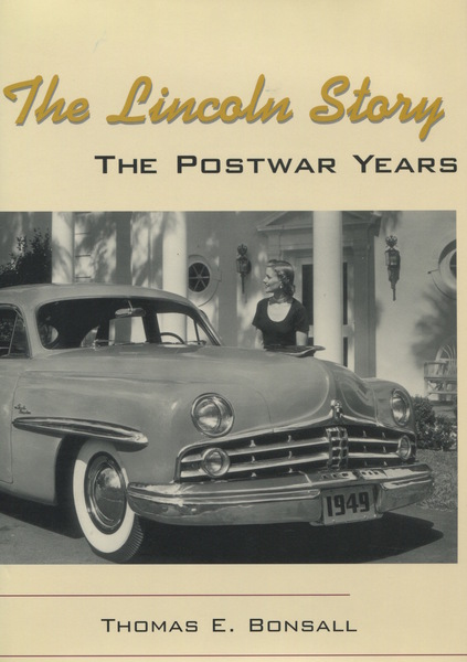 Cover of The Lincoln Story by Thomas E. Bonsall