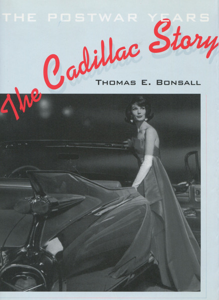 Cover of The Cadillac Story by Thomas E. Bonsall