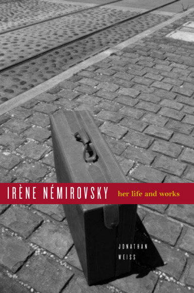Cover of Irène Némirovsky  by Jonathan Weiss
