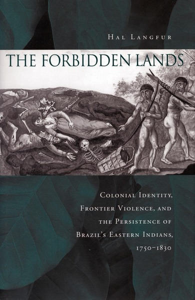 Cover of The Forbidden Lands by Hal Langfur