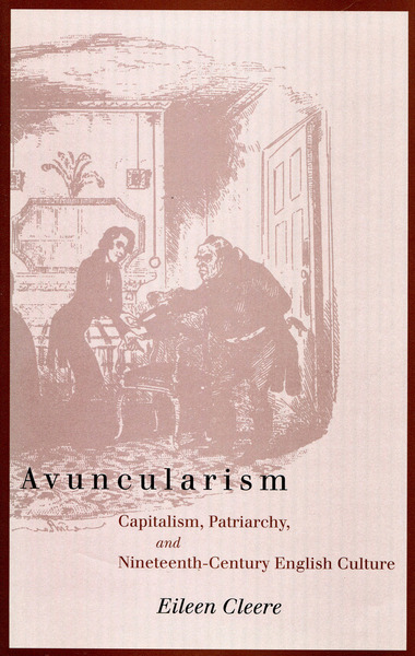 Cover of Avuncularism by Eileen Cleere
