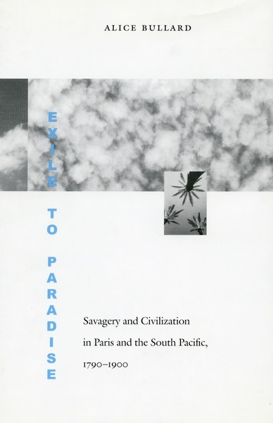Cover of Exile to Paradise by Alice Bullard