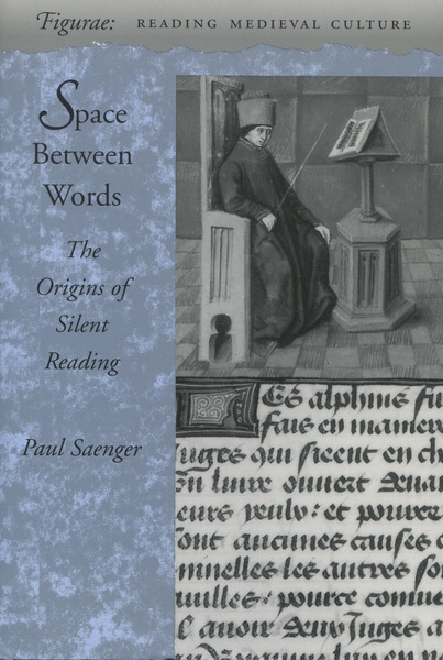 Cover of Space Between Words by Paul  Saenger