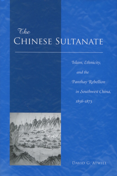 Cover of The Chinese Sultanate by David G. Atwill