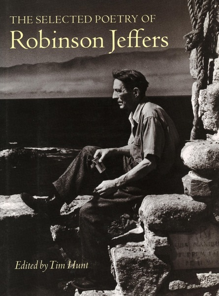 Cover Of The Selected Poetry Robinson Jeffers By Edited Tim Hunt