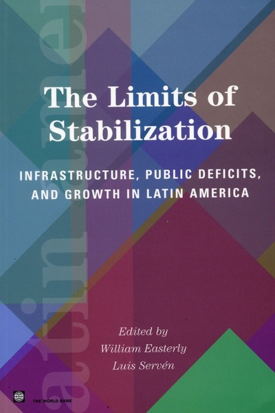 Cover of The Limits of Stabilization by Edited by William Easterly and Luis Servén