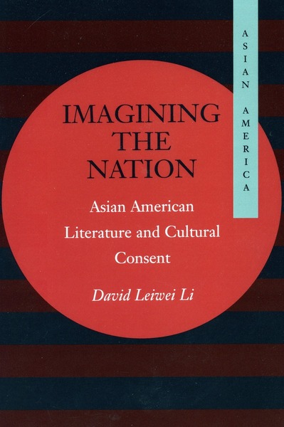 Cover of Imagining the Nation by David Leiwei Li