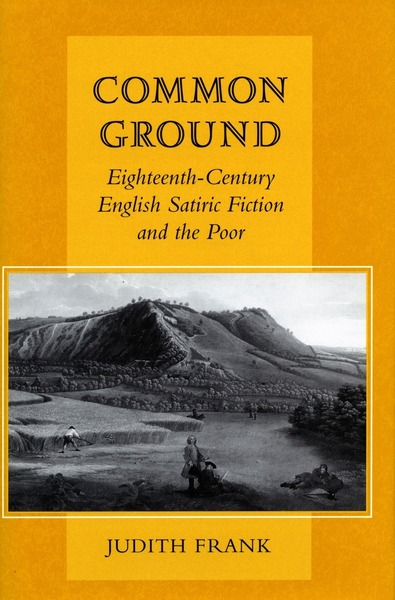 Cover of Common Ground by Judith Frank