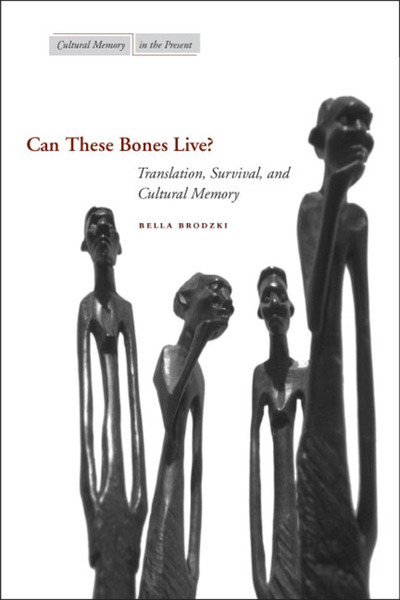 Cover of Can These Bones Live? by Bella Brodzki