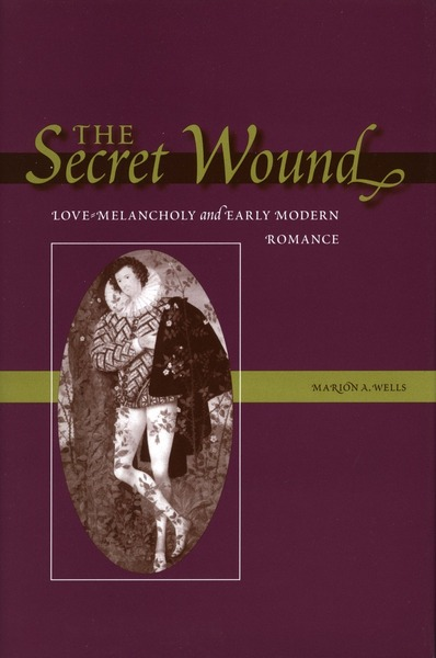 Cover of The Secret Wound by Marion A. Wells