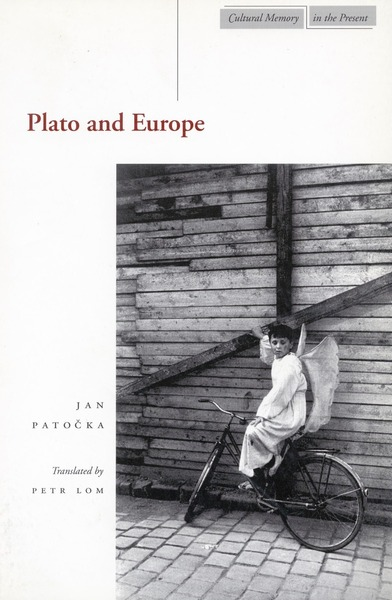 Cover of Plato and Europe by Jan Patocka Translated by Petr Lom