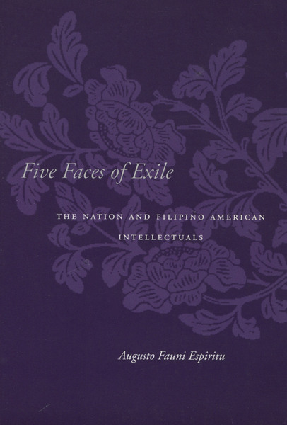 Cover of Five Faces of Exile by Augusto Fauni Espiritu