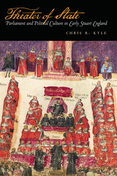 Cover of Theater of State by Chris R. Kyle