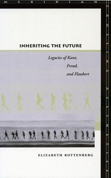Cover of Inheriting the Future by Elizabeth Rottenberg