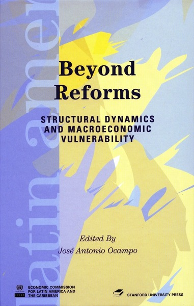 Cover of Beyond Reforms by Edited by José Antonio Ocampo