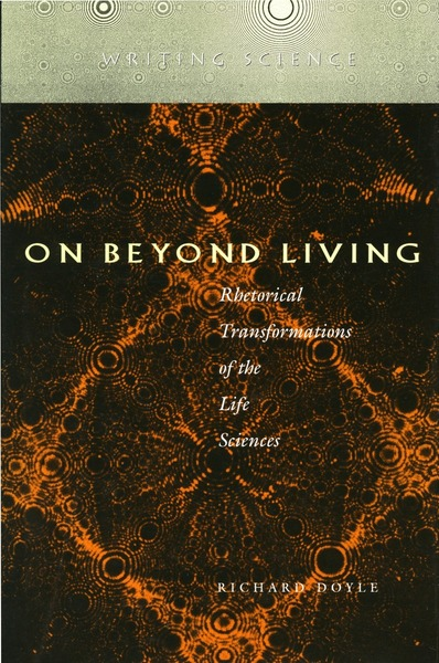 Cover of On Beyond Living by Richard Doyle