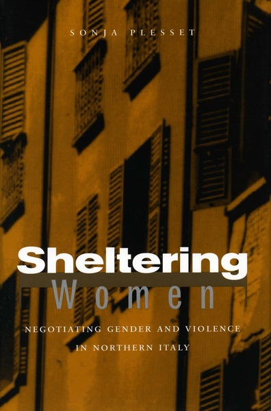 Cover of Sheltering Women by Sonja Plesset