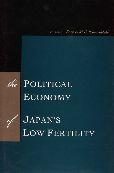 Cover of The Political Economy of Japan