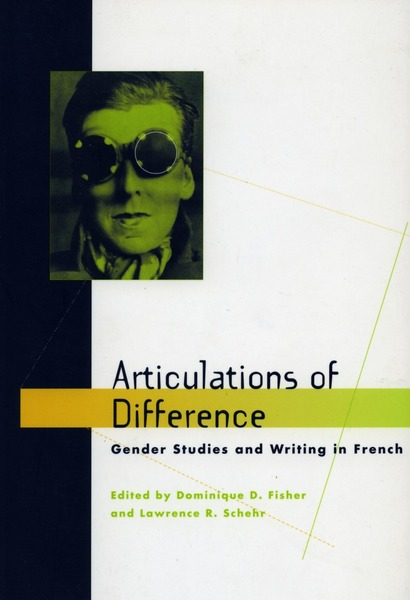 Cover of Articulations of Difference by Edited by Dominique D. Fisher and Lawrence R. Schehr