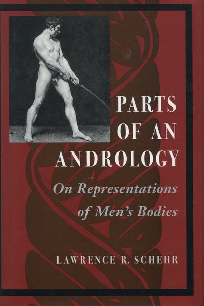 Cover of Parts of an Andrology by Lawrence R. Schehr
