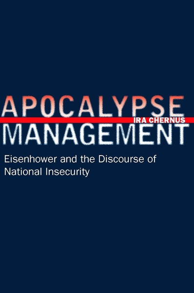 Cover of Apocalypse Management by Ira Chernus