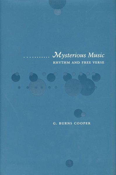 Cover of Mysterious Music by G. Burns Cooper