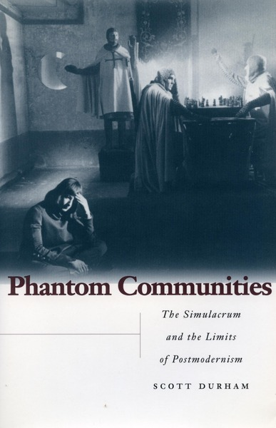 Cover of Phantom Communities by Scott Durham