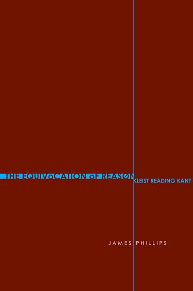 Cover of The Equivocation of Reason by James Phillips