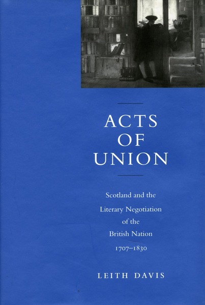 Cover of Acts of Union by Leith Davis