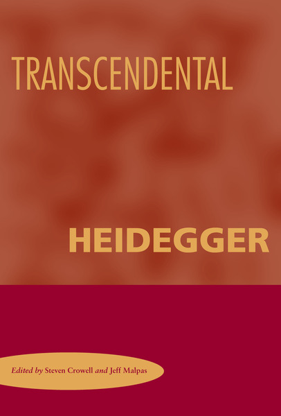 Cover of Transcendental Heidegger by Edited by Steven Crowell and Jeff Malpas