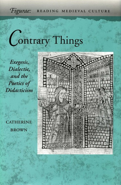 Cover of Contrary Things by Catherine Brown